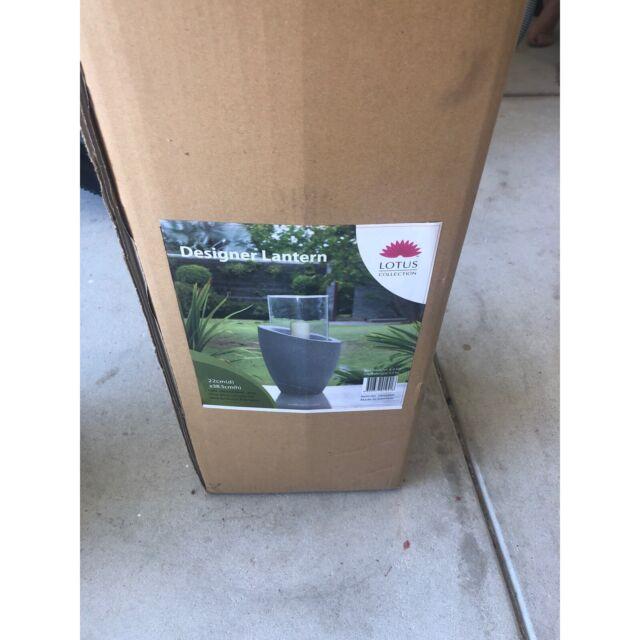 Designer Lantern | Outdoor Dining Furniture | Gumtree ...