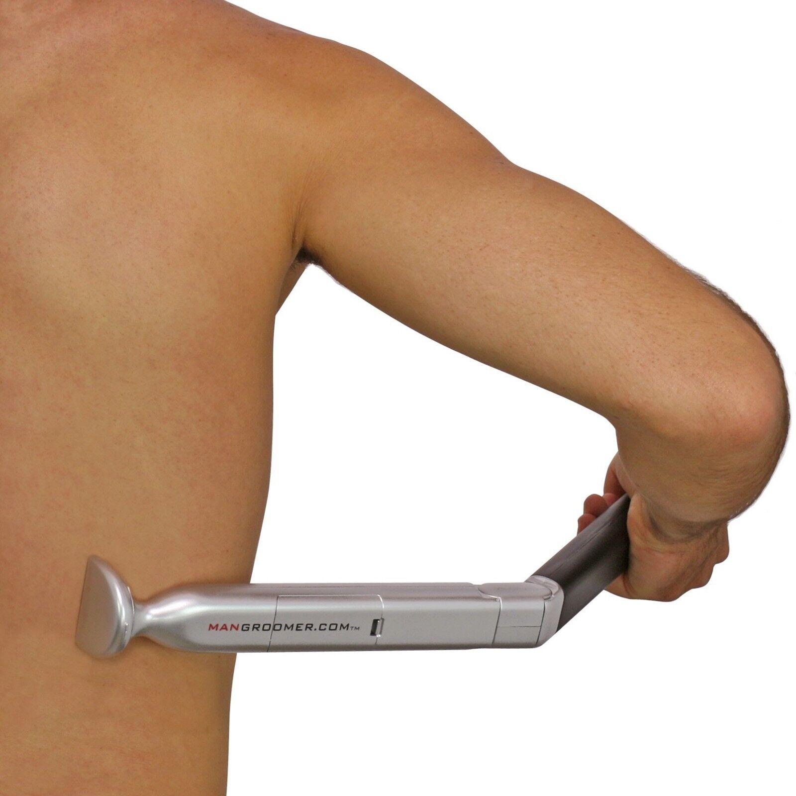Manscaping Trimmer Back Hair Removal for Men Shavers Women B