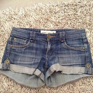 Just Jeans size 8 denim shorts Pacific Pines Gold Coast City Preview