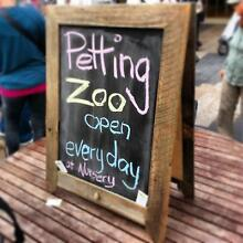free petting zoo for kids Ingleside Warringah Area Preview
