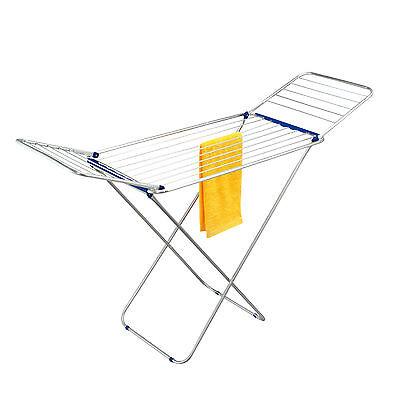 Flügelwäschetrockner Aluminium 18 m Wäschetrockner Wäscheleine Wäsche Trockner