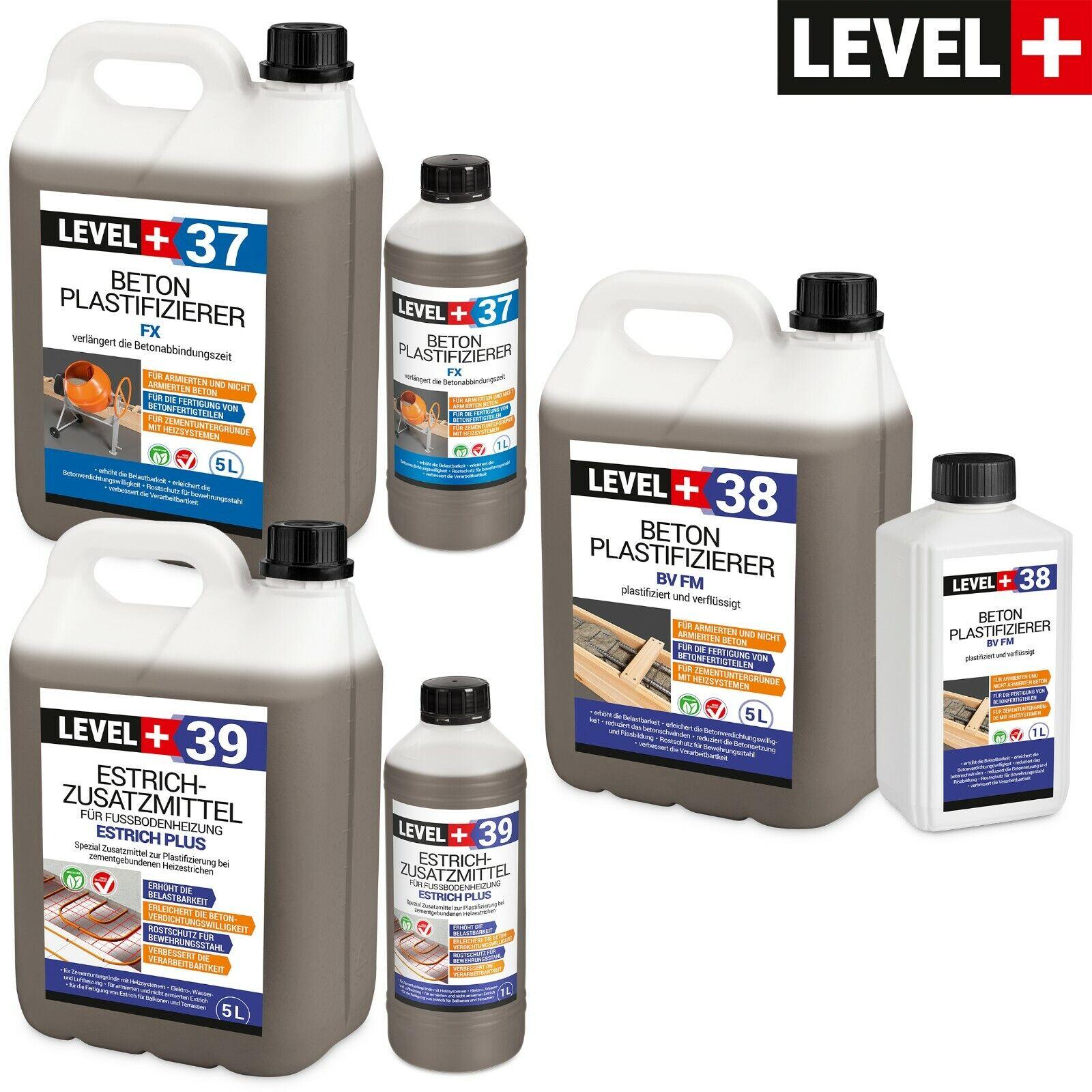 Beton Plastifizierer, Betonverflüssiger Estrichzusatzmittel, Heizestrich PRO Z02