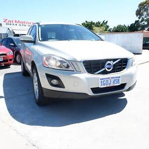 2009 VOLVO XC60 D5 AWD FULL SERVICE HISTORY $7990 St James Victoria Park Area Preview