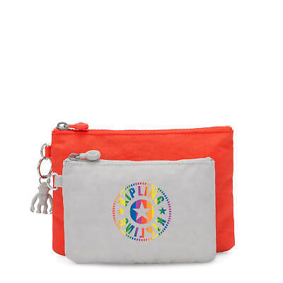 Kipling Duo Pouch 2-in-1 Pouches Curiosity Gr Rb