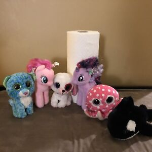 18 pcs of Kid's Stuff Toys (Dry Cleaned)