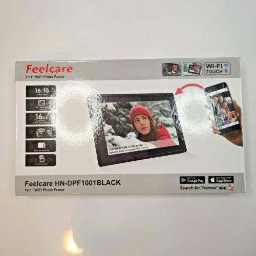 """Feelcare 10.1"""" Social Photo Frame HN-DPF1001 Free Shipping Open Box"""