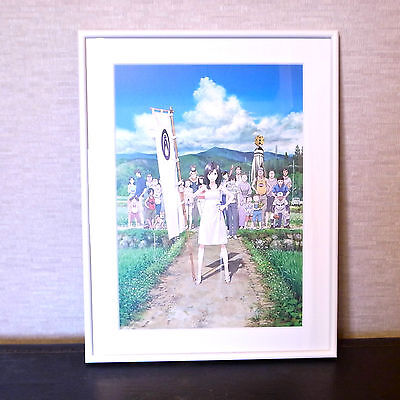 SUMMER WARS : lithograph : official goods / Rare item