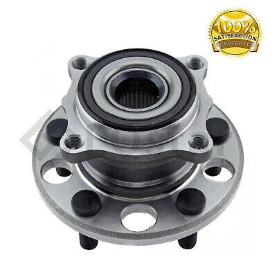 Rear Wheel Hub & Bearing Assembly Fits 05-12 Acura RL 09-13 Acura TL