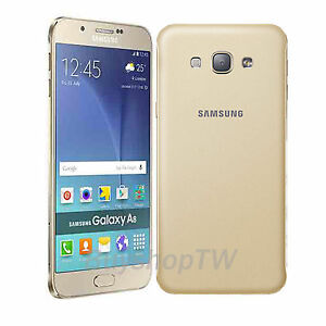 SamsungGalaxyA8Unlocked4GLTE32GB57in16MPA800YZDualSimGold