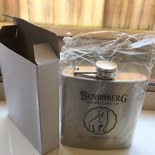 Brand new limited edition Bundaberg Rum collector hip flask for sell Epping Whittlesea Area Preview