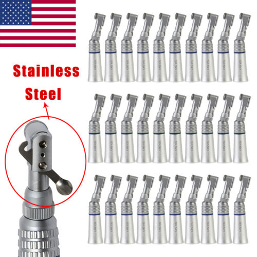 30Pack NSK Type Contra Angle Dental Slow Low Speed Handpiece E-Type Latch Wrench
