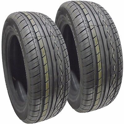 2x 2456018 HIFLY 801 M&S Tyres High Performance 245 60 18 245/60 105v