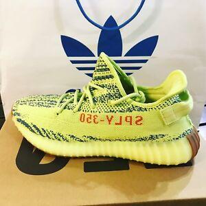 05d15ccd5b28a Yeezy 350 semi frozen yellow Us11.5
