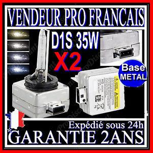2 ampoules d1s 35w 12v lampes de rechange remplacement feu xenon kit hid 6000k ebay. Black Bedroom Furniture Sets. Home Design Ideas
