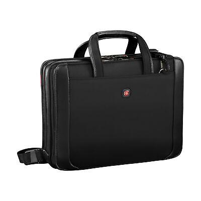 "Wenger Luggage Proxy 14"" Zippered Laptop Presentation Padf"