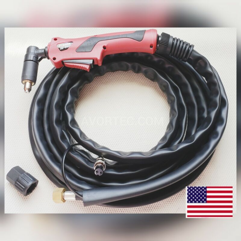 SG-51 50/60Amp Plasma Cutter Torch Complete 17 Feet works for most brand cutters
