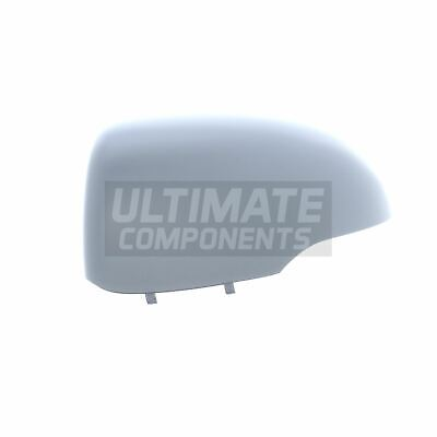 Right side for SX4 from 2007 to 2012 Primed Wing Mirror Cover