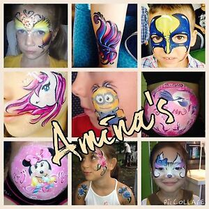 Face painting! / Maquillage Artistique