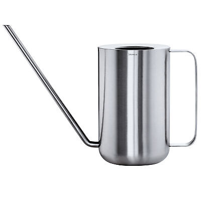 Blomus Watering Can Planto Stainless Steel Matte 1,5 Litre Content Height