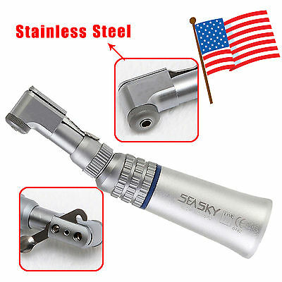 Stainless Steel Dental E-type Low Slow Speed Contra Angle Handpiece Best Top Usa