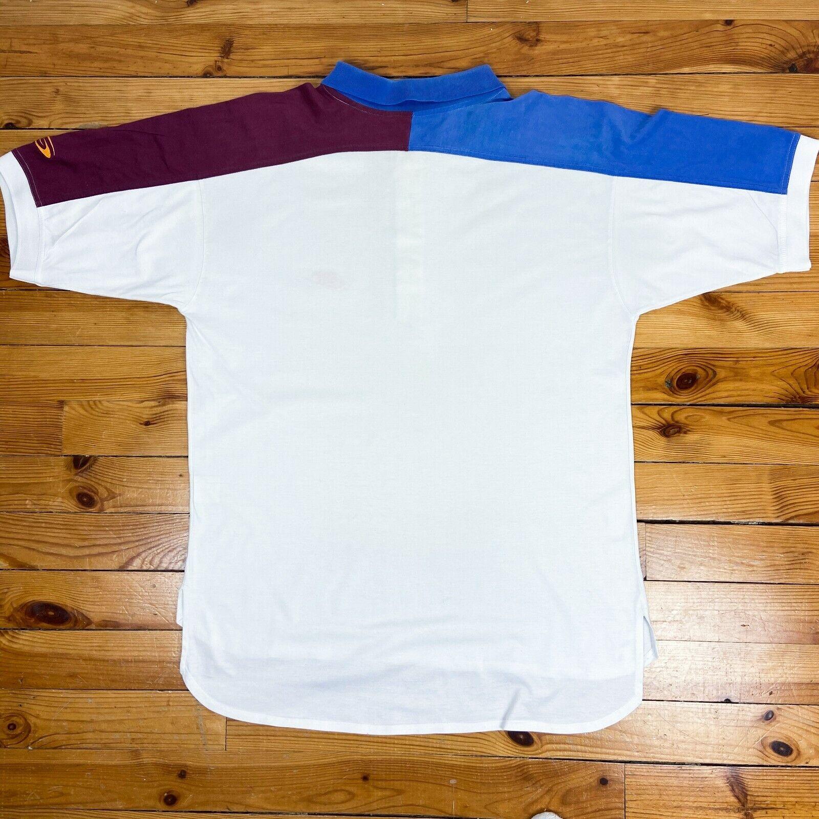 Vintage 90s nike supreme challenge court agassi shirt