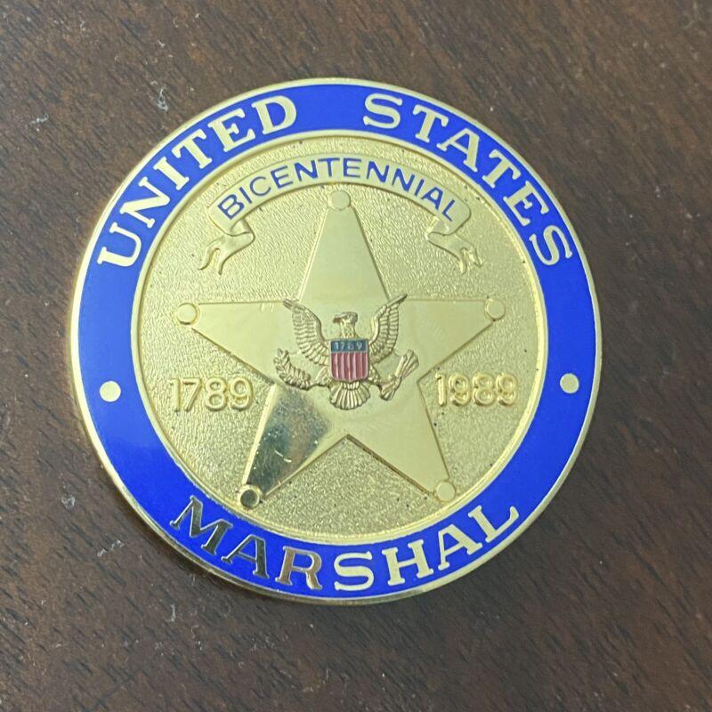 Obsolete United States Marshal Bicentennial