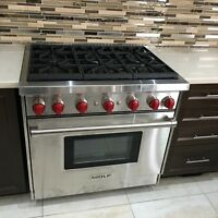 CERTIFIED APPLIANCES/GAS LINE INSTALLATION LOWEST PRICES