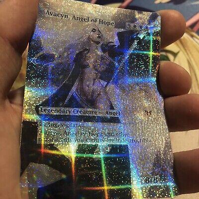 mtg avacyn angel of hope Orica Secret Parallel Rare