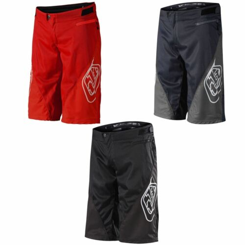 Troy Lee Designs TLD Youth Sprint Shorts Black Mountain Bike