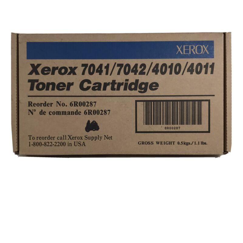 Xerox 7041 7042 4010 4011 Toner Cartridge Reoder No. 6R00287 NEW Sealed