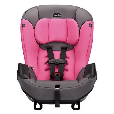 Evenflo Sonus Convertible Car Seat - Strawberry Pink