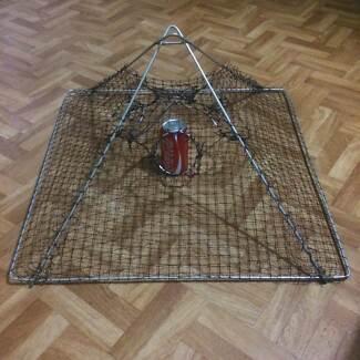 Yabby Nets Extra large Pyramid nets Altona Meadows Hobsons Bay Area Preview