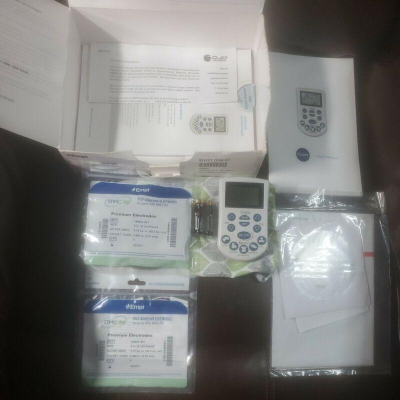 EMPI Select TENS Device Unit Pain Management System