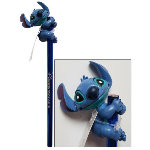 Official Disneyland Paris Stitch 3D Shaped Character Pencil Disney Parks Lilo