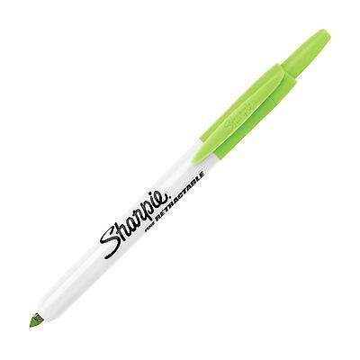 Sharpie Retractable Marker Lime Sharpie 36713 - 1 Each