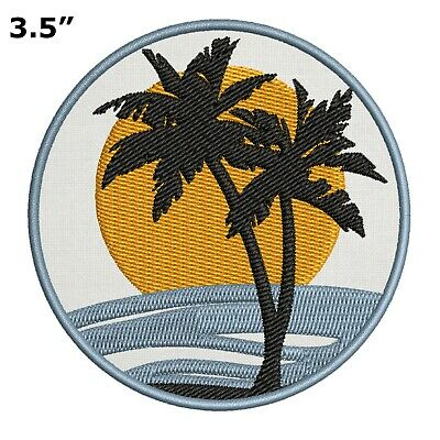 """Oregon 3.5/"""" Embroidered Iron or Sew-on Patch Travel Souvenir Newberry Volcano"""