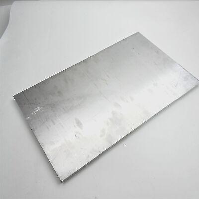 .75 Thick 34 Aluminum 6061 Plate 8.125 X 13.375 Long Sku 137158