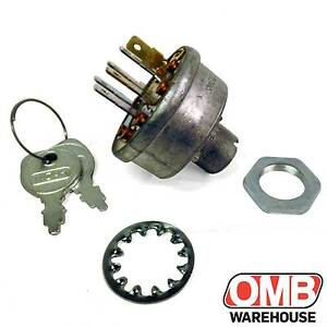 Toro Wheel Horse 103991 Ignition Switch Kohler 2509932S 25-099-04-S