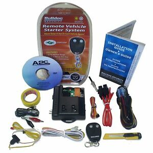 new bulldog remote auto start ignition starter system kit for jeep kia