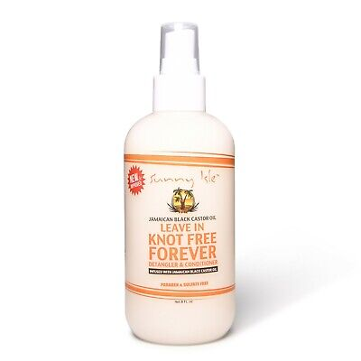Sunny Isle™ All Natural Leave In Conditioner Hair Treatment Cream and Detangler