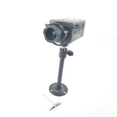 Checkpoint Security Camera YC-02CP w Computar 3.5-8mm Lens CS - Security Camera Lens Cs Mount