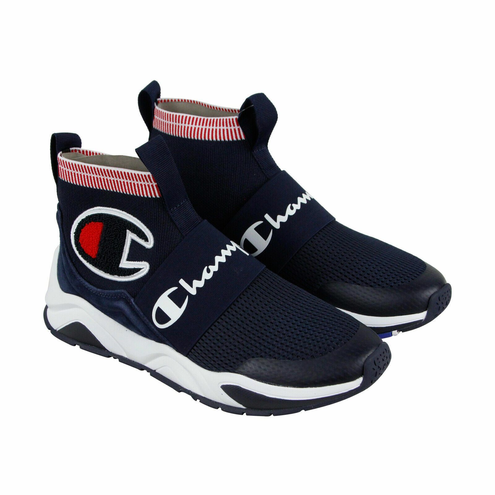 Mens Champion Rally Pro Men's Sneakers Lifestyle Shoes Sport