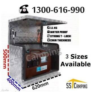 L620*W400*H500 Aluminium GeneratorTool box Aus Stock ! Clayton South Kingston Area Preview