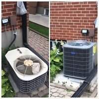 Furnace and AC Starting $1850. Call now!