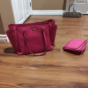 Diaper bag - Coach