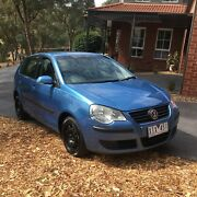 VW  POLO 2006 TDI Warrandyte Manningham Area Preview