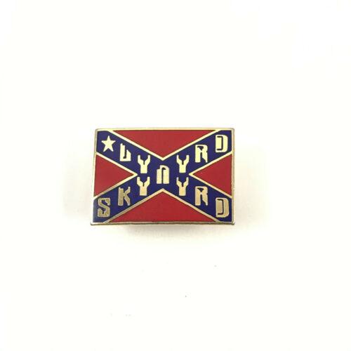 Lynyrd Skynyrd pin vintage pinback badge button