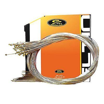 2x Cable de Freno Trasero Delantero Martillo Acero Galvanizado de Bicicleta 2979