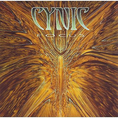 CYNIC - Focus Art Print Poster 12 x 12 Death Metal Progressive