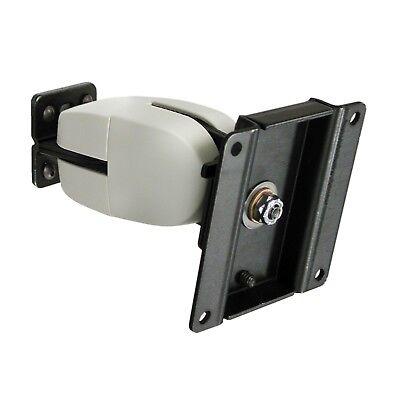 Ergotron 100 Series Flat Panel Monitor Pivot - Vertical Surface & Direct Mount Black Flat Panel Series